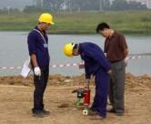 土壤氡检测案例