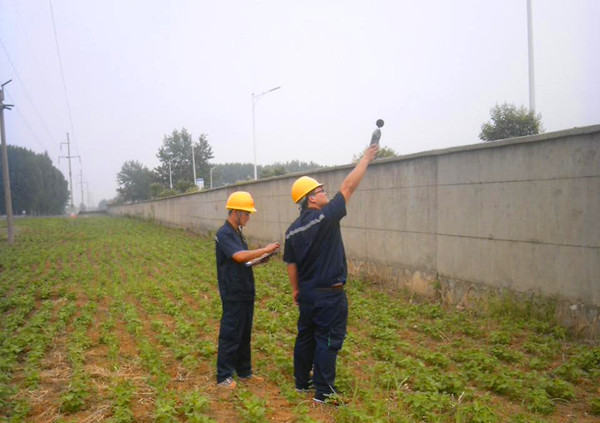 三明市三元区长安路厂界噪声检测